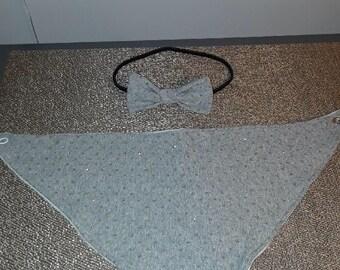 Bandana and headband Set