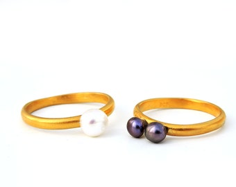 Pearly Rings