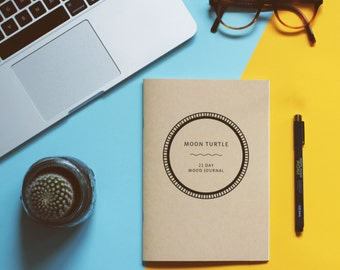 Moon Turtle - A Mood Journal