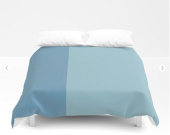 Blue Duvet Covers in full, twin, queen and king -FREE Shipping!