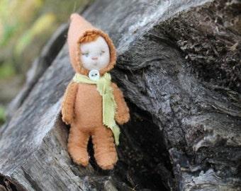 Tidbit Faeries, make dolls, pins or ornaments
