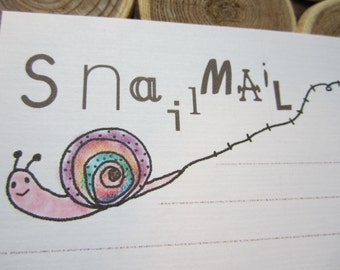 LONG letter / Snail Mail - A