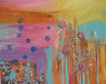 Now on Sale!! - Original Painting by Kate Ladd - 16 x 20 inches