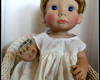 Vintage Artist Doll