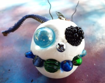 Voodoo Doll Head: Lucky Voodoo Head as Replacement or Ornament