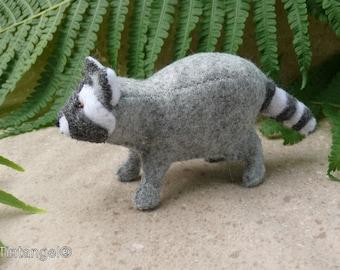 Raccoon - PDF pattern - instand download