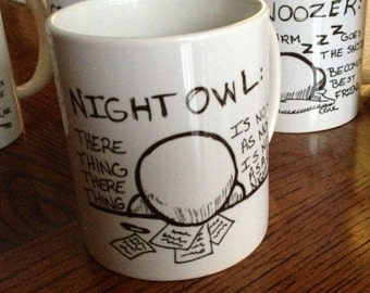 The Night Owl Mug