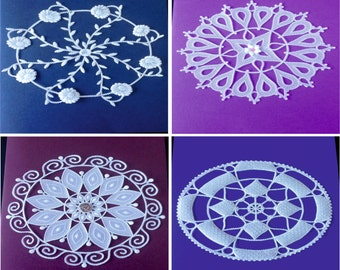 Pattern Pack 6 - Doilies