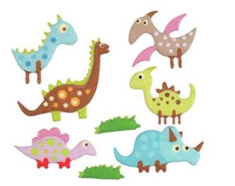 Dinosaur Embellishments