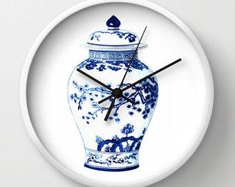GINGER JAR no.3 CLOCK