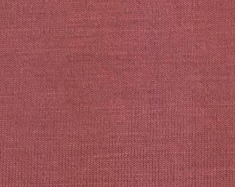 Marsala Rayon Modal Spandex 60'' Wide 15 Yards Wholesale