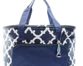 N Gill Insulated cooler shoulder bag
