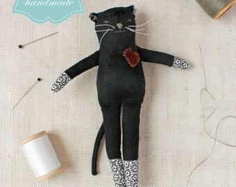 mr. socks : a sewing pattern