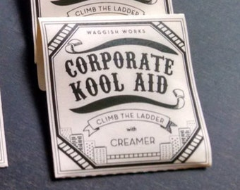 Corporate Kool Aid with Creamer Packets
