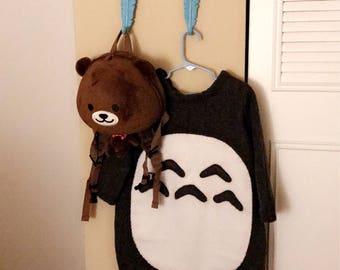 Totoro Toddler Halloween Costume