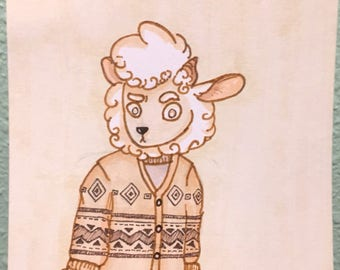A Sheep in Sheeps Clothing