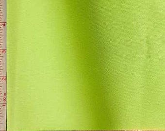 "Green Interlock 1 Mil Coated Polyurethane Laminate PUL Fabric Polyester 58-60"" 238300"