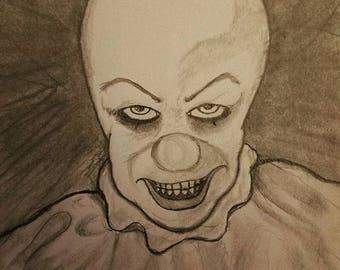 Pennywise original sketch