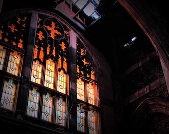 Abandon Church