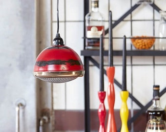 Recycled Vespa Pendant Lights