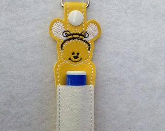 Bee Lip Balm Holder