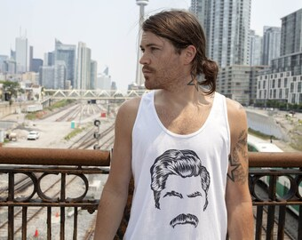 Ron Swanson Stash Tank -  Parks and Rec