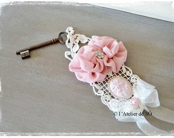Key jewelry decorative shabby chic 4