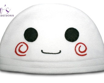 Final Fantasy IV DS - Whyt Hat / Fleece Hat / Winter Hat / Final Fantasy Hat / Video Game Characters