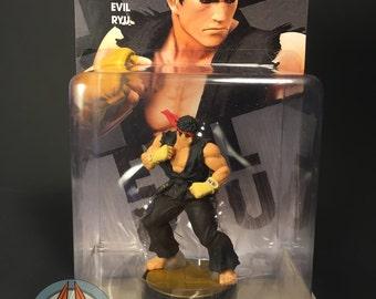 Evil Ryu - Custom Amiibo w/ Box - [IN STOCK]