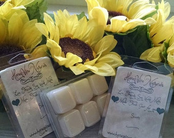 Brandied Pear Tarts Soy Wax Clamshell Mabon Samhain