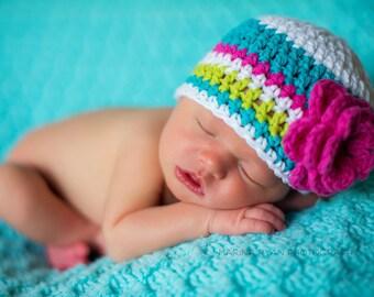 baby girl hat,  crochet girls hat, girls hat, newborn girls hat, little girl hat, baby girl hat, baby winter hat, baby hat, girls winter hat