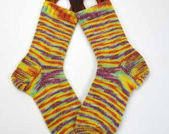 hand knitted socks, wool socks, handmade socks, women socks, warm winter socks, ladies socks, warm socks , UK 6,5-7,5  US 8-9
