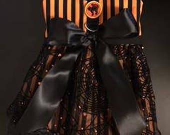 Halloween Witch Dog Dress