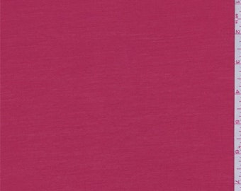 Crimson Red Lawn, Fabric By The Yard