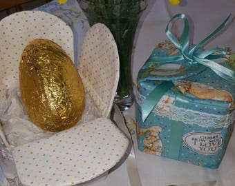 Handmade Gift Bags. Can be made to order. With or without Easter Eggs