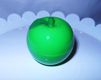 Green Apple shaped Lip Balm