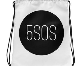 5SOS Drawstring Bag