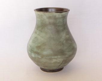 Medium Turquoise Vase