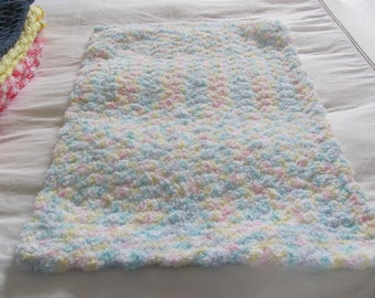 Baby Blanket spring or fall handmade