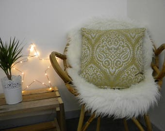 Chic baroque pillow cover