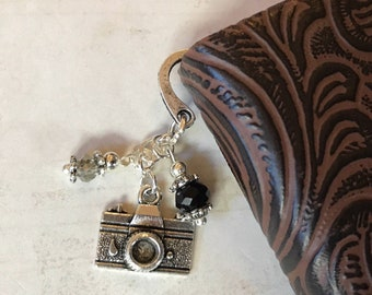 Camera Bookmark — Great Gift! Photography Photographer Bookmark Gift