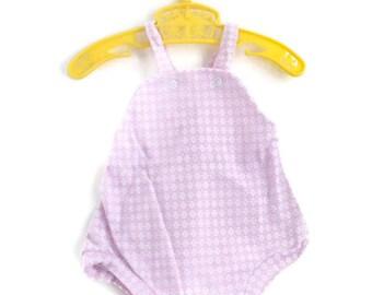 Baby Romper, Vintage Baby Romper, Girls Romper, Baby Girl Romper, Vintage Baby Clothes