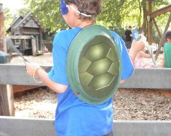 DIY Ninja Turtles Shell DIGITAL FILE - Birthdays - Invitations - Party Favors