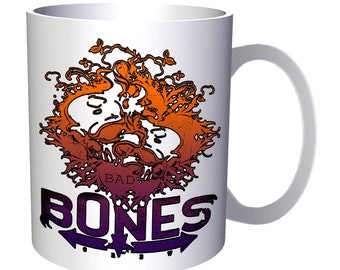 Bad Skull Bones 11oz Mug aa128