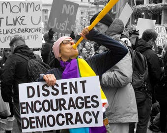 Dissent Encourages Democracy