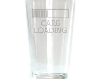 Pub Glass - 16oz - 6179 Carb Loading