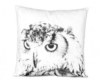 Decorative pillow Owl