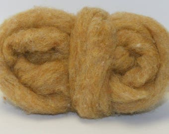 Willow Core Wool Roving for Needle Felting Two Ounces