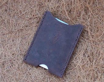 cardling > Raise < credit card case leather case