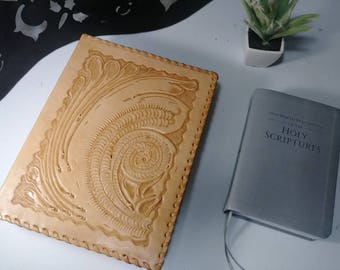 JW Bible Leather Cover. Version: Big Size Bible with Reference.